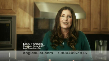 Angie's List TV Spot, 'Projects' - Thumbnail 6
