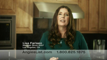Angie's List TV Spot, 'Projects' - Thumbnail 7