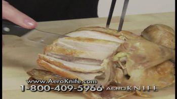 Aero Knife TV Spot