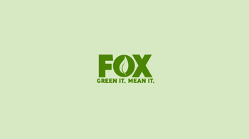 FOX Green It. Mean It. TV Spot Featuring Kevin Bacon - Thumbnail 1