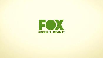 FOX Green It. Mean It. TV Spot Featuring Kevin Bacon - Thumbnail 7