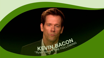 FOX Green It. Mean It. TV Spot Featuring Kevin Bacon - 1 commercial airings