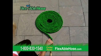 FlexAble Hose TV Spot - Thumbnail 5