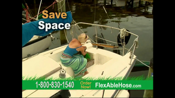 FlexAble Hose TV Spot - Thumbnail 8