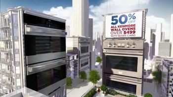Sears TV Spot, '50% Off Ovens' - Thumbnail 3