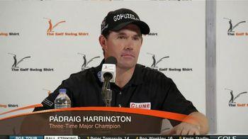 The Golf Swing Shirt TV Spot, 'Conference' Featuring Padraig Harrington