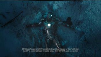 Subway Roast Beef TV Spot Featuring Iron Man - Thumbnail 2
