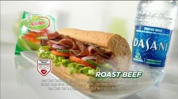 Subway Roast Beef TV Spot Featuring Iron Man - Thumbnail 5