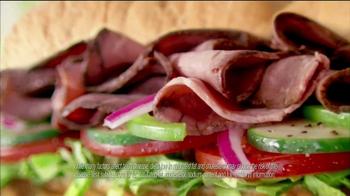 Subway Roast Beef TV Spot Featuring Iron Man - Thumbnail 7
