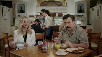 Priceline.com TV Spot, 'Free Breakfast' Featuring Kaley Cuoco - Thumbnail 3