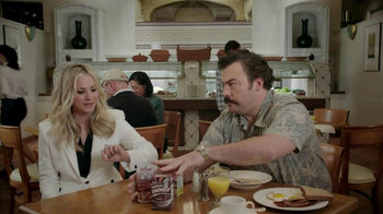 Priceline.com TV Spot, 'Free Breakfast' Featuring Kaley Cuoco - Thumbnail 6