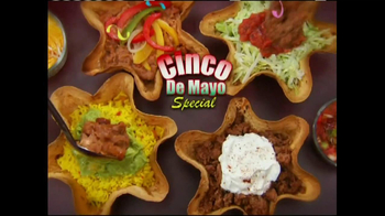 Perfect Tortilla TV Spot, \'Cinco de Mayo\' Featuring Marc Gill