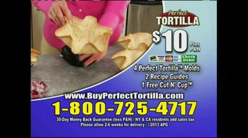 Perfect Tortilla TV Spot, 'Cinco de Mayo' Featuring Marc Gill - Thumbnail 10
