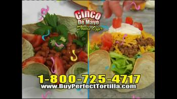Perfect Tortilla TV Spot, 'Cinco de Mayo' Featuring Marc Gill - Thumbnail 8