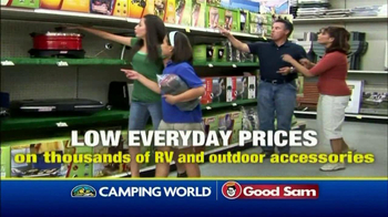 Camping World TV Spot, 'RV Lifestyle'