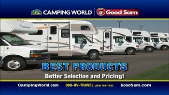 Camping World TV Spot, 'RV Lifestyle' - Thumbnail 3