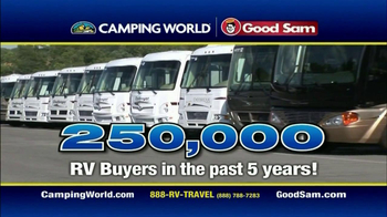 Camping World TV Spot, 'RV Lifestyle' - Thumbnail 4
