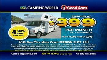 Camping World TV Spot, 'RV Lifestyle' - Thumbnail 6