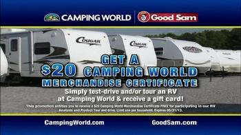 Camping World TV Spot, 'RV Lifestyle' - Thumbnail 9