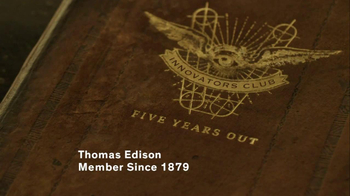 Arrow Electronics TV Spot, 'Thomas Edison' - Thumbnail 1