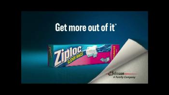 Ziploc Slider Bags TV Spot, 'Ziplogic' - Thumbnail 9