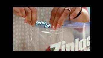 Ziploc Slider Bags TV Spot, 'Ziplogic' - Thumbnail 7