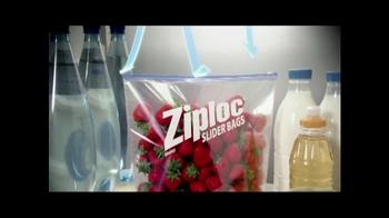 Ziploc Slider Bags TV Spot, 'Ziplogic' - Thumbnail 8