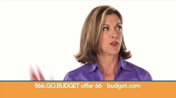 Budget Rent a Car  TV Spot, '$15 Weekend Day' - Thumbnail 2