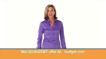 Budget Rent a Car  TV Spot, '$15 Weekend Day' - Thumbnail 4