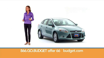 Budget Rent a Car  TV Spot, '$15 Weekend Day' - Thumbnail 5