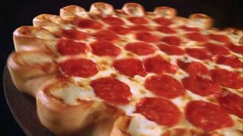 Pizza Hut Crazy Cheesy Crust Pizza TV Spot - Thumbnail 9