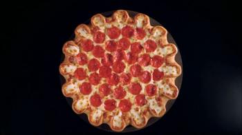 Pizza Hut Crazy Cheesy Crust Pizza TV Spot - Thumbnail 1
