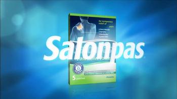Salonpas TV Spot, 'Serious Pain Relief' - Thumbnail 2