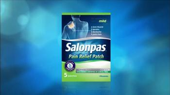 Salonpas TV Spot, 'Serious Pain Relief' - Thumbnail 3