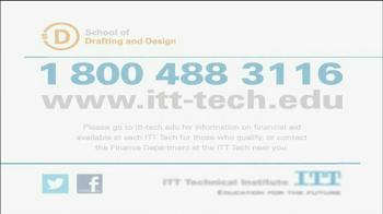 ITT Technical Institute TV Spot, 'School of Drafting and Design' - Thumbnail 10