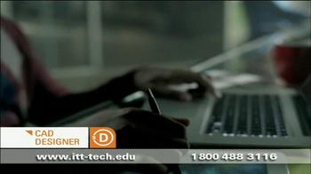 ITT Technical Institute TV Spot, 'School of Drafting and Design' - Thumbnail 6