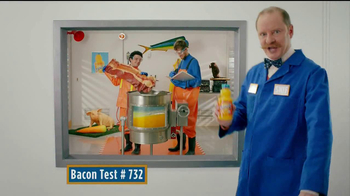 Sunny Delight Institute of Flavor TV Spot, 'Bacon Test'