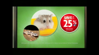 PetSmart Spring Savings Sale TV Spot, 'Geckos and Hamsters' - Thumbnail 7