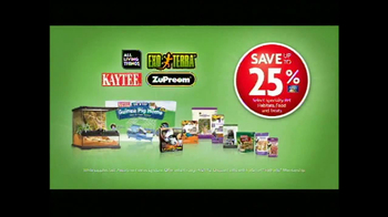 PetSmart Spring Savings Sale TV Spot, 'Geckos and Hamsters' - Thumbnail 6