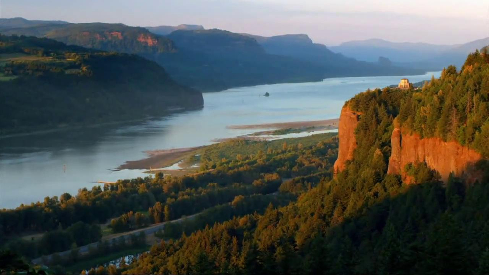 Travel Oregon TV Commercial, 'Columbia River Gorge'