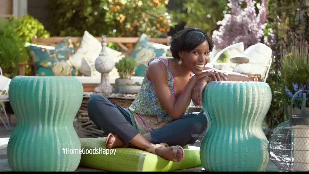 Bon HomeGoods Ceramic Garden Stool TV Commercial, U0027Not Even Closeu0027   ISpot.tv