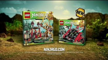 LEGO Ninjago TV Spot, 'Weapons' - Thumbnail 8