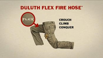 Duluth Trading Flex Fire Hose Work Pants TV Spot, 'Unruly Bush' - Thumbnail 8