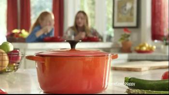 HomeGoods Cast Iron Cookware TV Spot, 'Stop Thinking' - Thumbnail 1