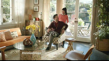 HomeGoods Upholstered Chair TV Spot, 'Good Taste' - Thumbnail 1
