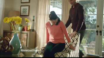 HomeGoods Upholstered Chair TV Spot, 'Good Taste' - Thumbnail 5