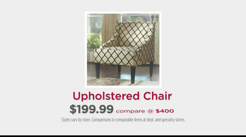 HomeGoods Upholstered Chair TV Spot, 'Good Taste' - Thumbnail 8