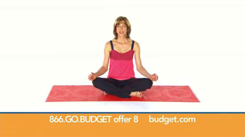 Budget Rent a Car TV Spot, 'Yoga Harmony' - Thumbnail 1
