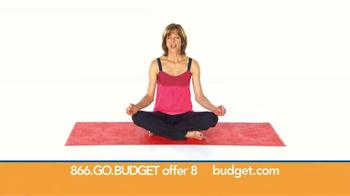 Budget Rent a Car TV Spot, 'Yoga Harmony' - Thumbnail 1
