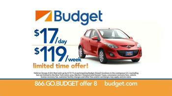 Budget Rent a Car TV Spot, 'Yoga Harmony' - Thumbnail 10